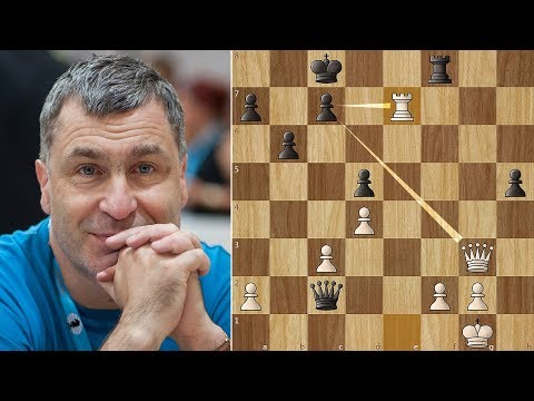 Ivanchuk is Doing it! One Step Closer to World Cup Title
