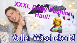XXXL NEWBORN BABY FASHION HAUL! C&A, H&M, Tk.maxx, Amazon, Zara, Lidl, Primark,...