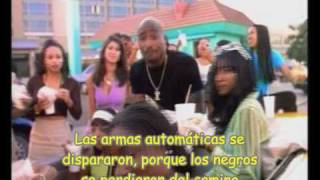 2PAC-To Live And Die In L.A(Subtitulado Al Español) HQ