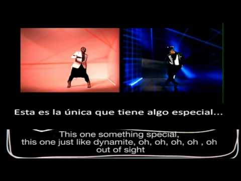 Usher -OMG ft.will.i.am.VIDEO.(Lyrics+ Español)
