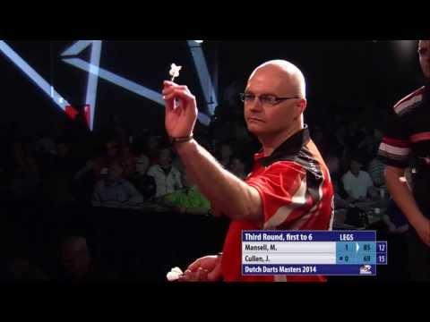 PDC Dutch Darts Masters 2014 - Third Round  - Joe Cullen vs. Mickey Mansell