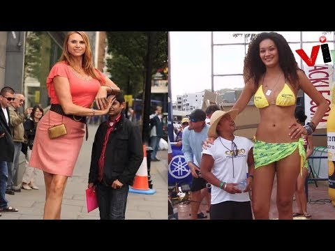Tallest woman in Russia Longest legs in the world from YouTube · Duration:  1 minutes 33 seconds