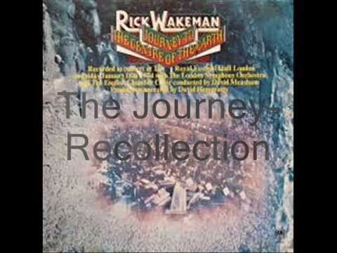 Rick Wakeman - Journey to the Centre of the Earth - Lyrics