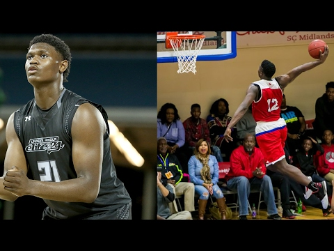16-Year-Old Prodigy Zion Williamson Could Have Won the 2017 NBA Dunk Contest EASILY