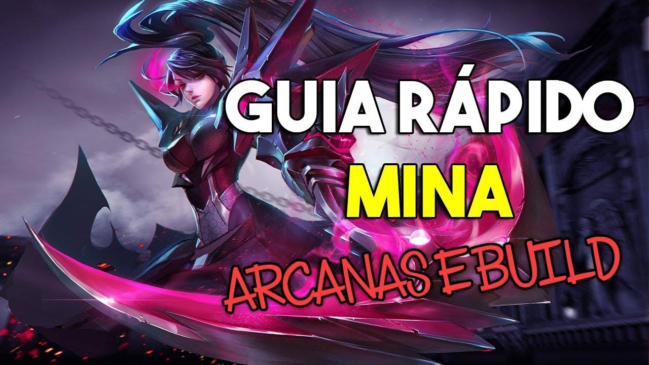 AoV MURAD Guia y Gameplay ARCANAS Y TOP BUILD   Arena Of