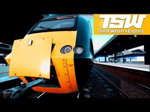 TRAIN SIM WORLD: Great Western Express #10 - Class 43 ABSCHLEPPEN!