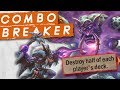 WE MADE A COMBO DESTROYER DECK Constructed Hearthstone mp3