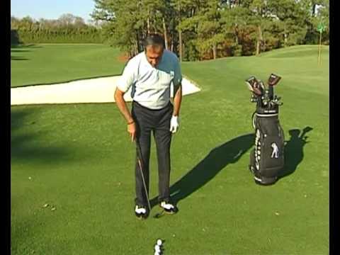 Seve Ballesteros   Golf Instruction   Pitching on Vimeo