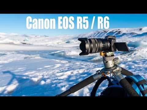 Canon EOS R5 R6 Kamera - Meinung Von Stephan Wiesner Vs. Nikon Z6 Und Sony A7 III