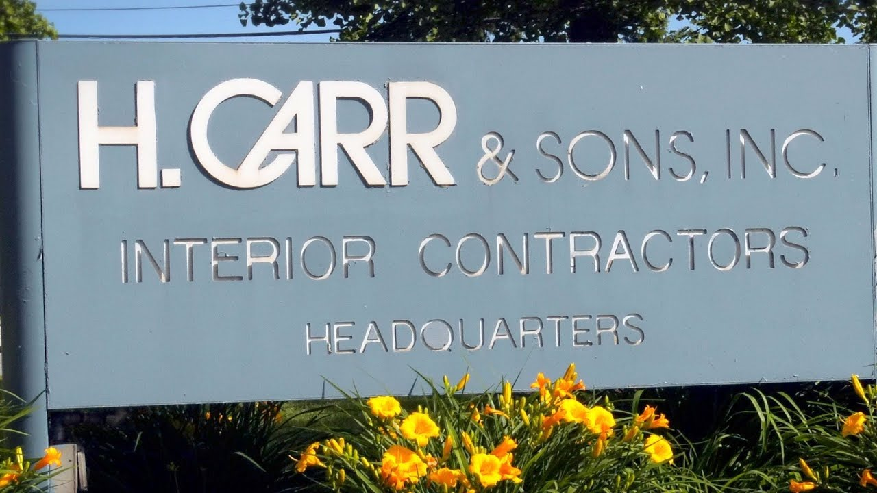 Rhode Island Hospital Honors Corporate Champion H  Carr and Sons, Inc