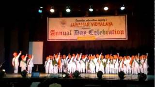 Jawahar Vidyalaya High School - Annual Day 2012 - Dance - Chodo Kal Ki Batein