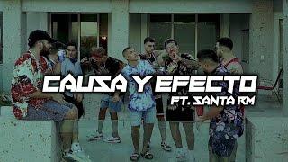 Desert Niños/Castellano + Slim + Marty Ans + Santa Rm + Charles Ans - Causa y Efecto (Video Oficial)