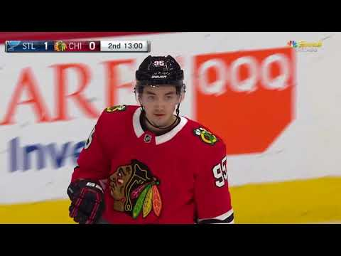 St. Louis Blues vs Chicago Blackhawks - April 6, 2018 | Game Highlights | NHL 2017/18