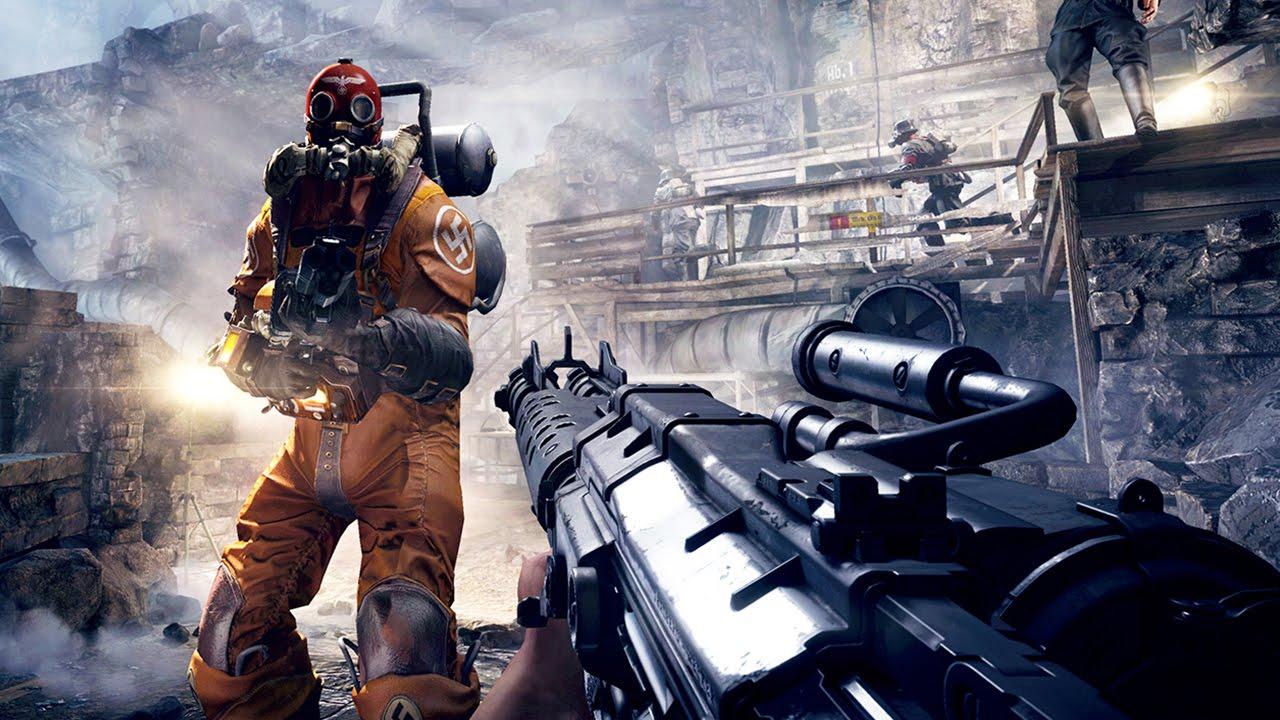 Wolfenstein The Old Blood Gameplay Trailer Ps4 Xbox One