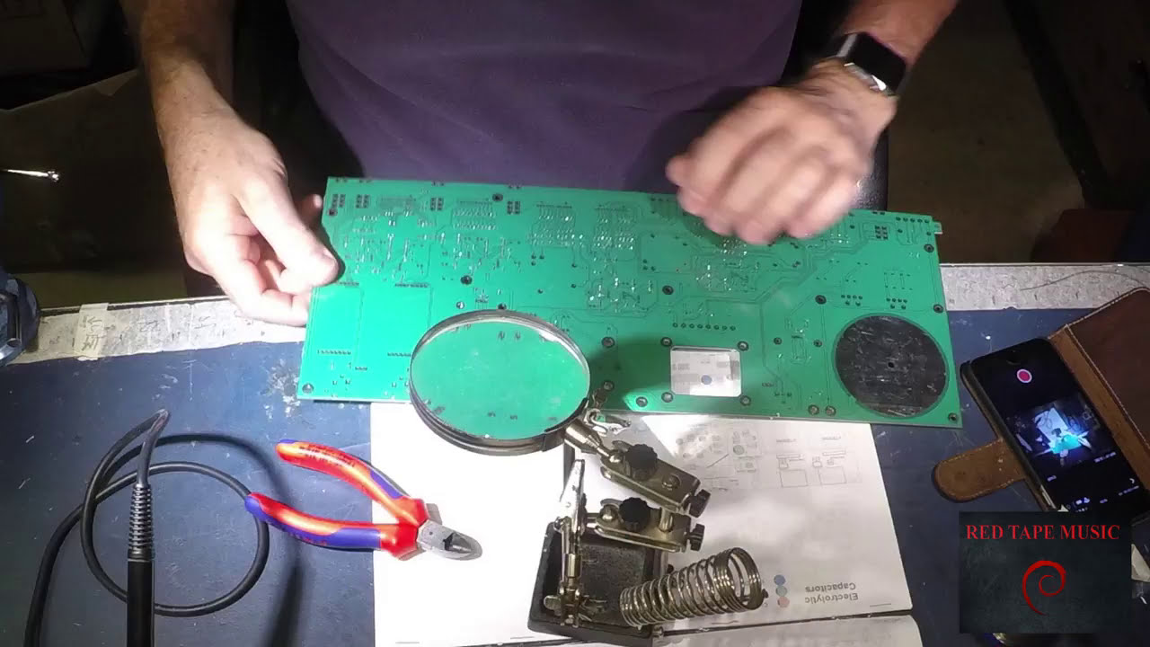 Build a 1073 preamp in 7 minutes!