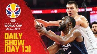 Daily Show | Day 13 | FIBA Basketball World Cup 2019