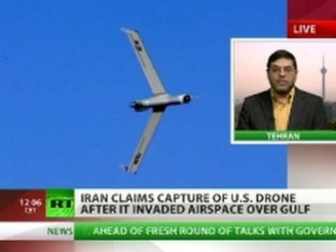 Who's Lying? US denies Iran captured ScanEagle drone over Gulf