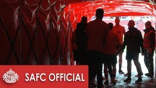 Behind The Scenes: SAFC v Sheffield Wednesday