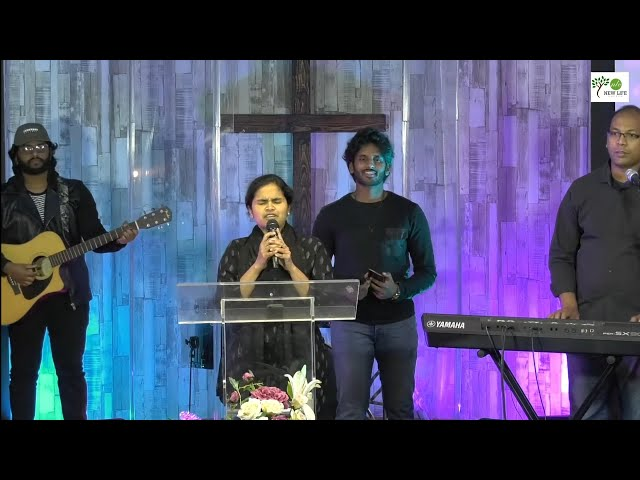 Jesus Answered | Pr. Mathew | New Life Church Dublin | 11-04-2021