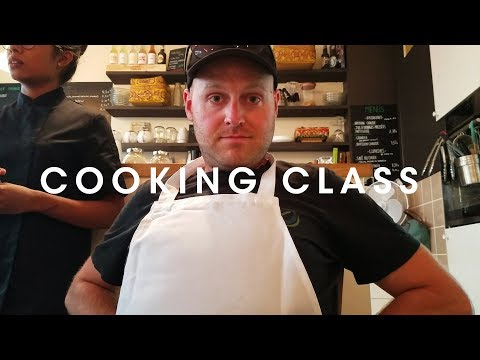 Goals and A Cooking Class in Paris