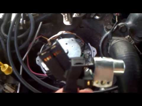 95 deville distributor youtube 1992 Cadillac DeVille Fuel Pump Location