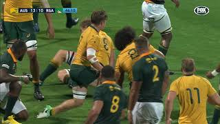 2017 Rugby Championship Rd 3: Australia v South Africa