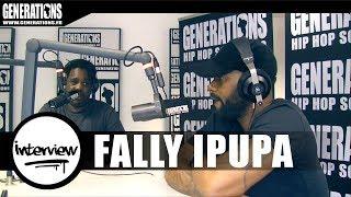 "Fally Ipupa - Interview "" TOKOOOS "" (Live des Studios de Generations)"