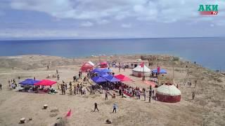 Великолепие южного берега Иссык-Куля. Как прошел этнофестиваль «Тескей жээк»