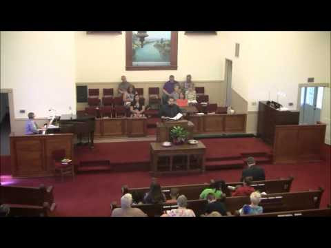 UTICA BAPTIST CHURCH - JULY 6, 2014