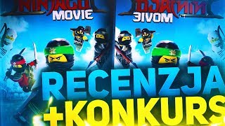 LEGO NINJAGO FILM DVD - RECENZJA + KONKURS