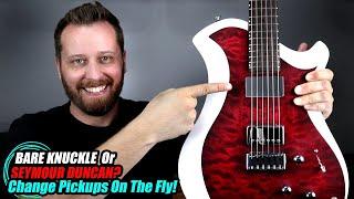 Seymour Duncan vs Bare Knuckle Pickups! - Guitar Tone Comparison!