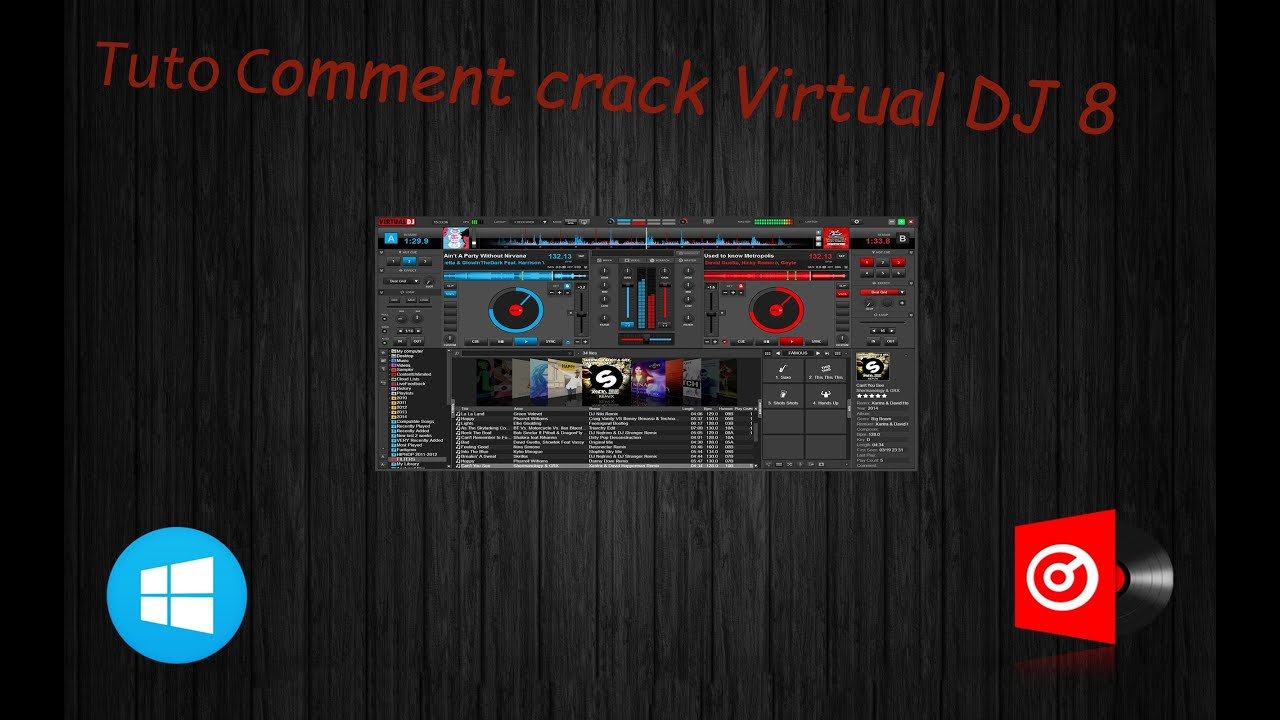 virtual dj home free comment ca marche