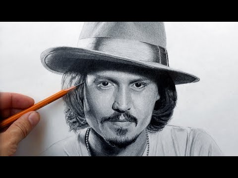 Как нарисовать портрет Как рисовать лицо человека карандашом