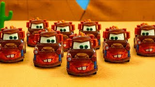 Download Mater Time Travels? Tow Mater Towing & Salvage Playset Cars Stop Motion Toys Animation Cartoon Movie Mp3 and Videos