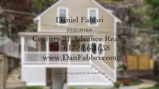 41 Montrose St, Malden, MA - Daniel Fabbri - Tel 617-966-1638