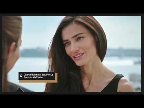 Conrad Istanbul Bosphorus in TV Series