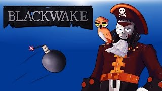 WORST PIRATES EVER! (Blackwake Funny Moments) Ep.1