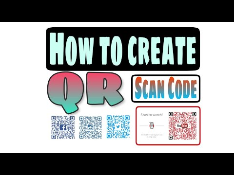 How To Create QR Code Just One Click || Technical Support 360