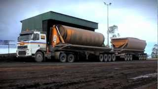 Volvo Trucks - Heavy hauling in Indonesia