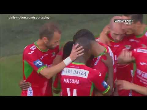 Marseille vs oostende 4-2 all goals & full highlights - europa league hd 2017