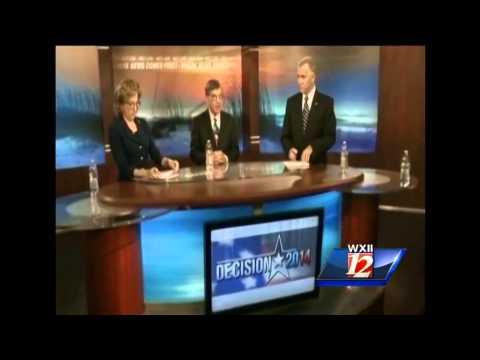 Sean Haugh vies for NC Senate seat