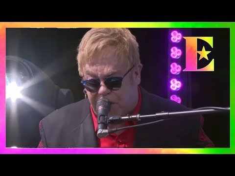 Elton John - Looking Up (Live on the Sunset Strip)