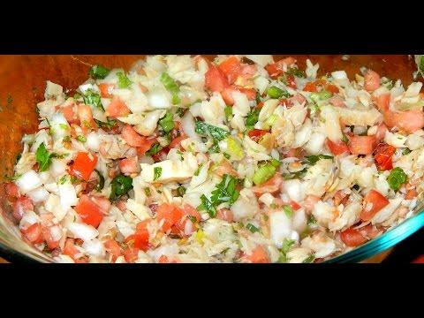 Saltfish Buljol