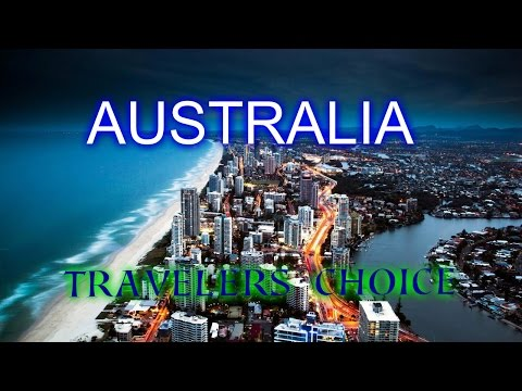 Travelers Choice: Australia || Places To Travel In Australia