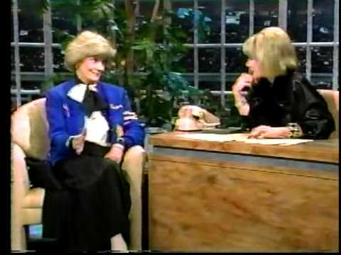 Leave it to Beaver cast on Joan Rivers  in 1987