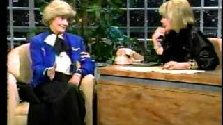 Leave it to Beaver cast on Joan Rivers Show in 1987