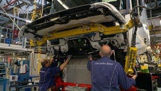 Tak działa największa montownia ciężarówek na świecie! [Maszyny wagi ciężkiej]