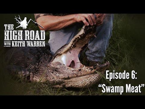 """Florida Alligator & Hog Hunting - """"Swamp Meat"""""""