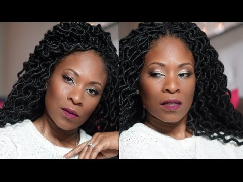 Freetress Curly Soft 60X Faux Locs Crochet Braids YouTube Magnificent Braid Pattern For Crochet Faux Locs