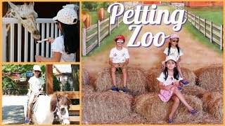 Family Fun at White Post Animal Farm and Petting Zoo in New York